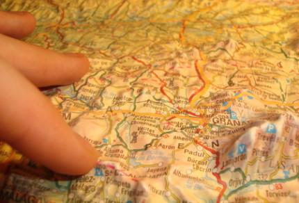 materiales geografia
