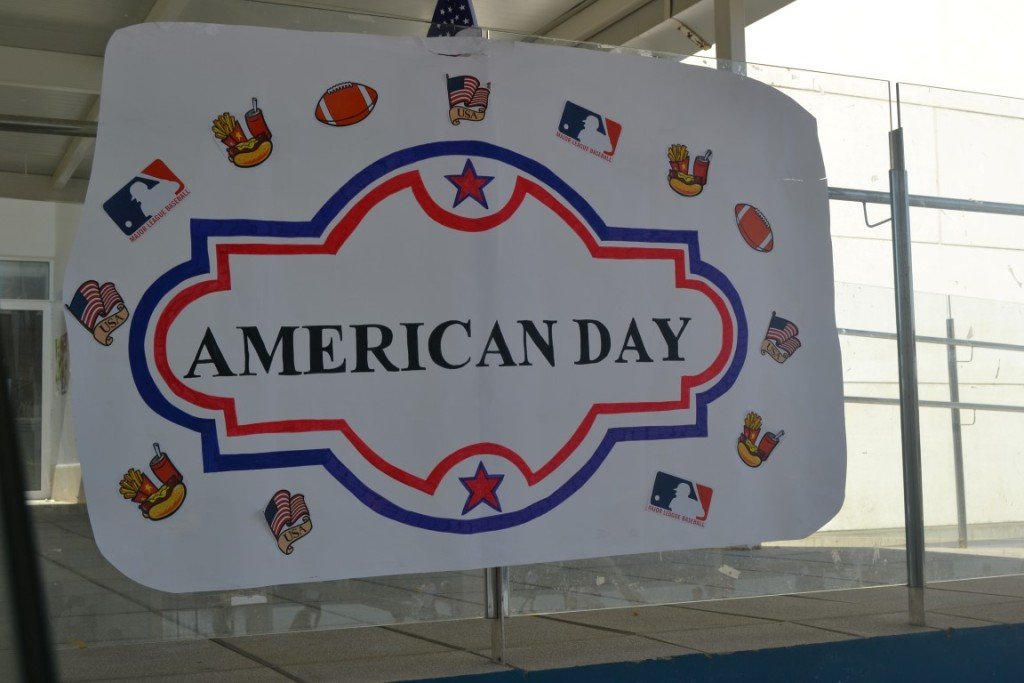 American Day en CEU San Pablo Sevilla 06