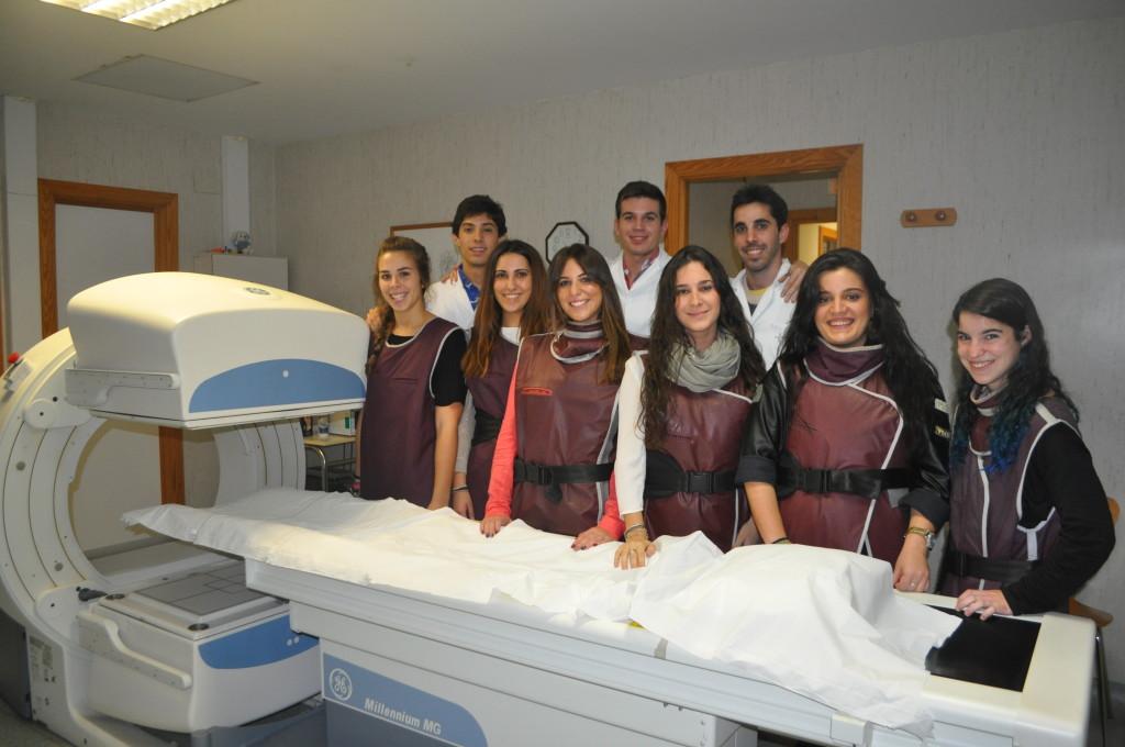 Visita Infanta Luisa