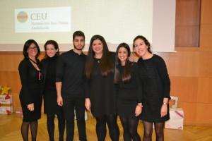 2º Premio Concurso de Villancicos-Grupo Los Musiquitos-.