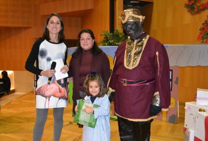 Lucia Dominguez Rguez de la borbolla, 2º infantil