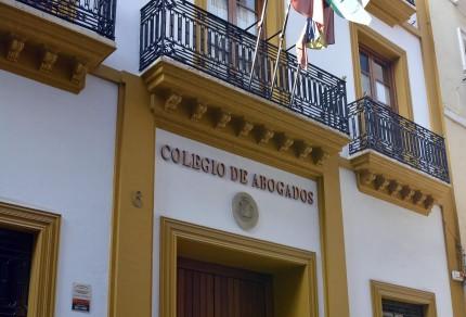 fachada del colegio de abogados fachada del colegio de abogados