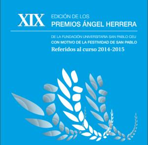 25.1.2016. Premios Angel Herrera Madrid