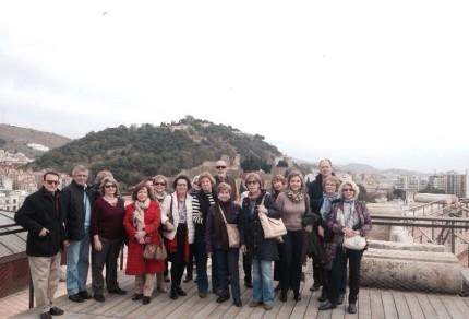 Visita Malaga VS CEU (4)