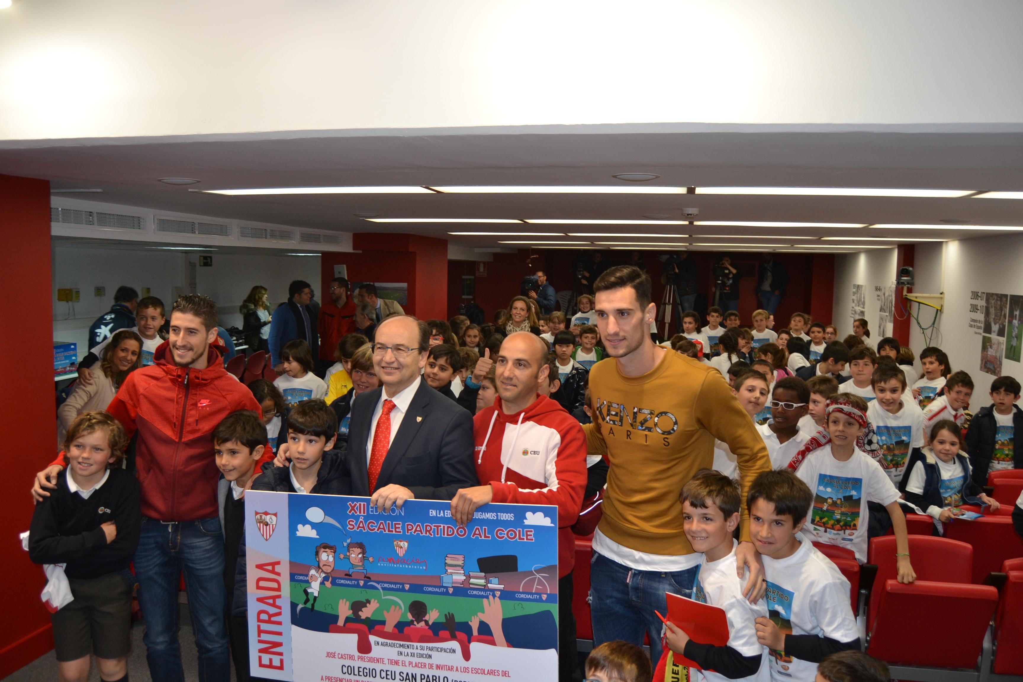 segunda equipacion Sevilla FC niños