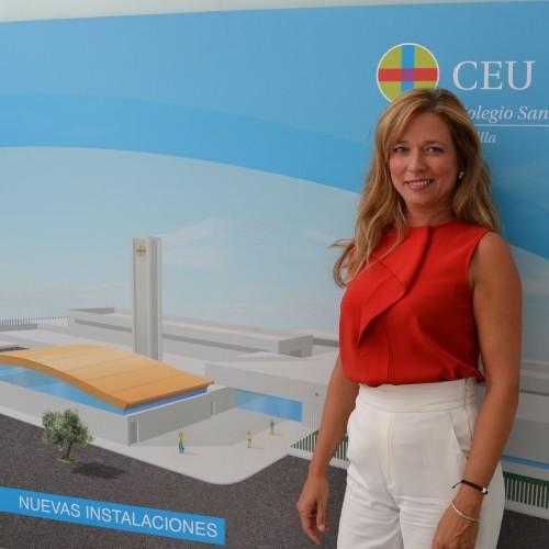 Nueva directora del Colegio CEU San Pablo Sevilla