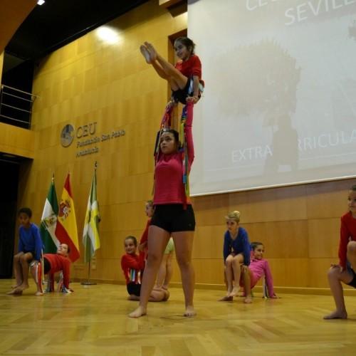 El Colegio CEU Sevilla presenta su oferta de actividades extraescolares para el nuevo curso