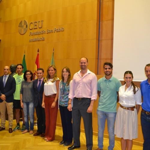 Actividades extraescolares en el Colegio CEU Sevilla