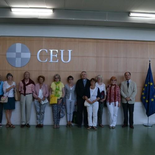 Intercambio cultural en el campus CEU Andalucía