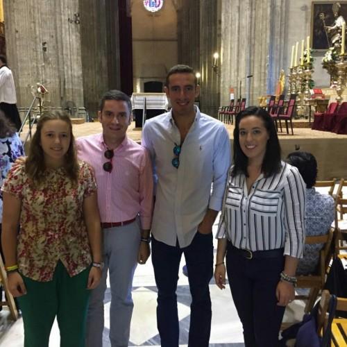 El Colegio CEU Sevilla participa en el Jubileo de Catequistas y Profesores Cristianos en la Catedral