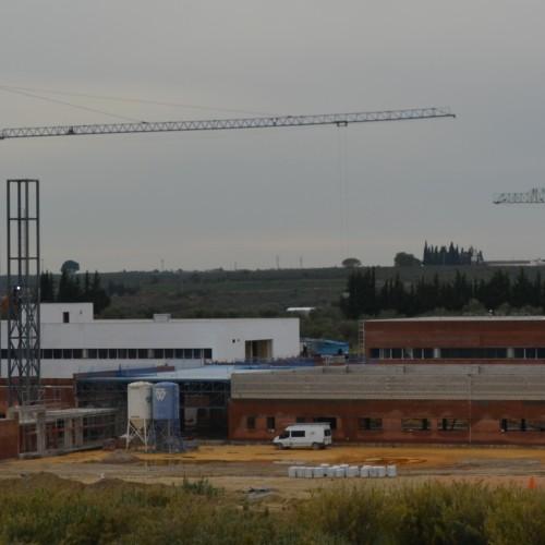 El nuevo edificio del Colegio CEU Sevilla, una realidad para 2017