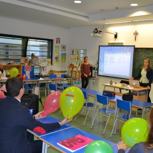 Eramus +, innovación y juegos en las aulas del Colegio CEU Sevilla