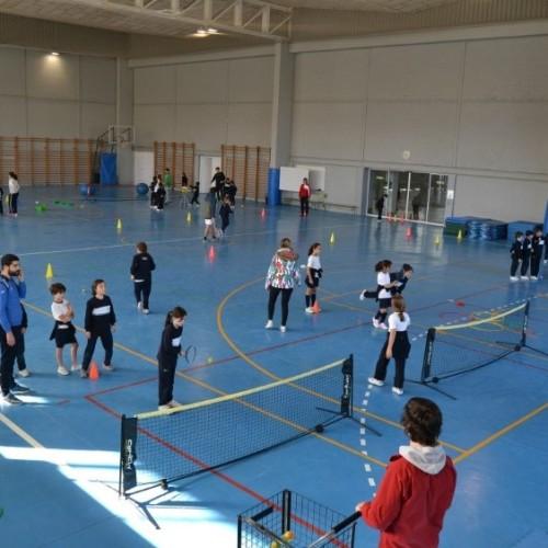 Deportes de raqueta y pala para escolares en CEU Andalucía