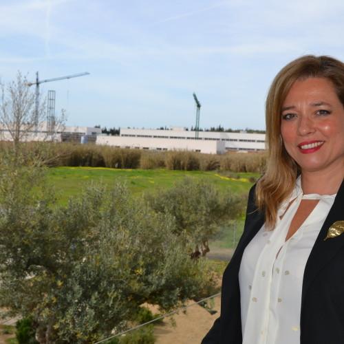 """María Luisa Ríos Camacho, directora del Colegio CEU Sevilla: """"Educamos ciudadanos del mundo"""""""