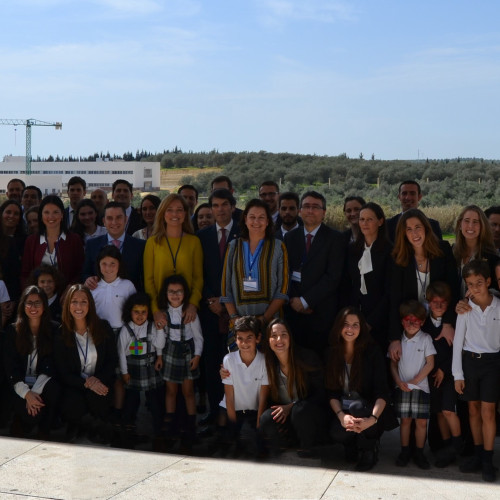 Éxito de acogida en el V Open Day del Colegio CEU Sevilla