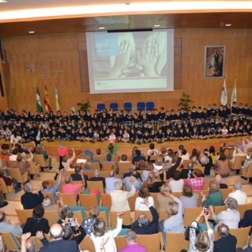 El Colegio CEU Sevilla celebra el próximo lunes 20 el 'Día del Abuelo'