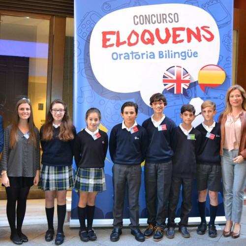 El Colegio CEU Sevilla, primero entre los centros de Sevilla en la final de inglés del Concurso 'Eloquens'