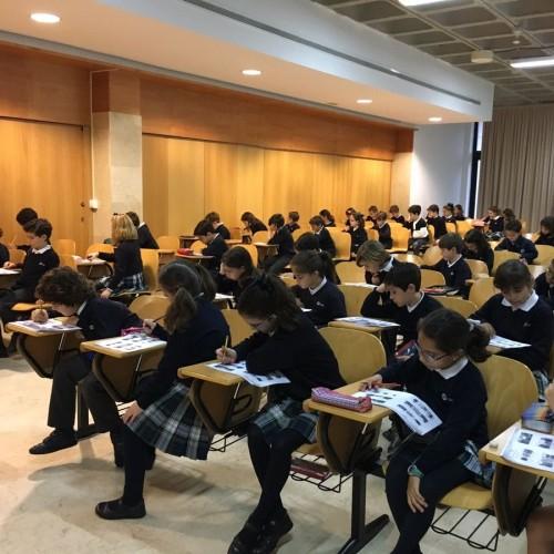 Excelentes resultados en los Mock Exam del Colegio CEU Sevilla