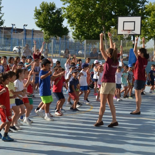 Summer Camp Colegio CEU Sevilla, elige tu reto