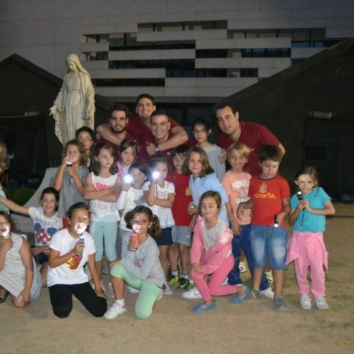 El Summer Camp del Colegio CEU Sevilla alcanza su ecuador