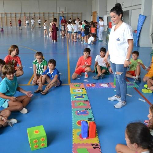 Hábitos saludables en el Summer Campde CEU Andalucía