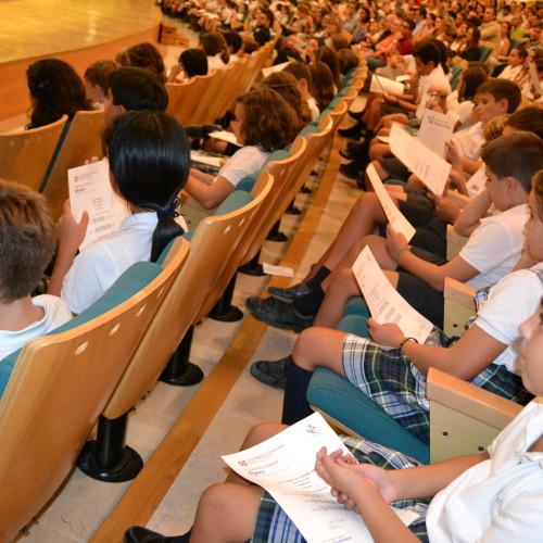 Éxito de aprobados de los alumnos del Colegio CEU Sevilla en los exámenes de Cambridge