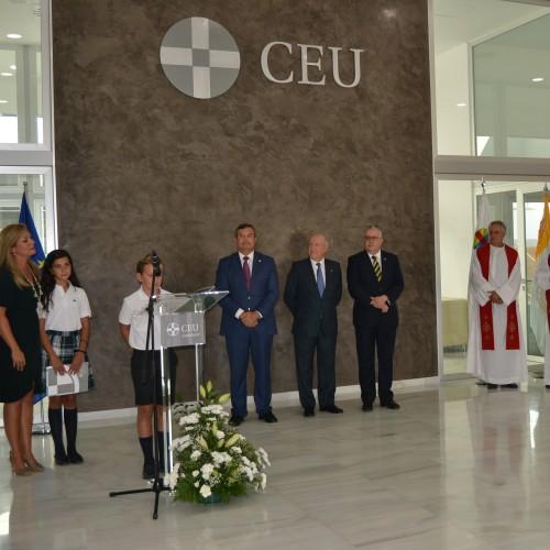 Inaugurado el nuevo edificio del Colegio CEU San Pablo Sevilla
