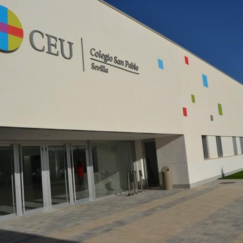 Las nuevas instalaciones del Colegio CEU San Pablo Sevilla