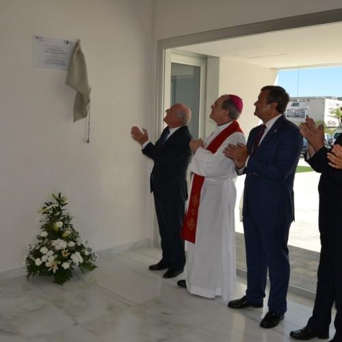En imágenes: Inaugurado el nuevo edificio del Colegio CEU San Pablo Sevilla