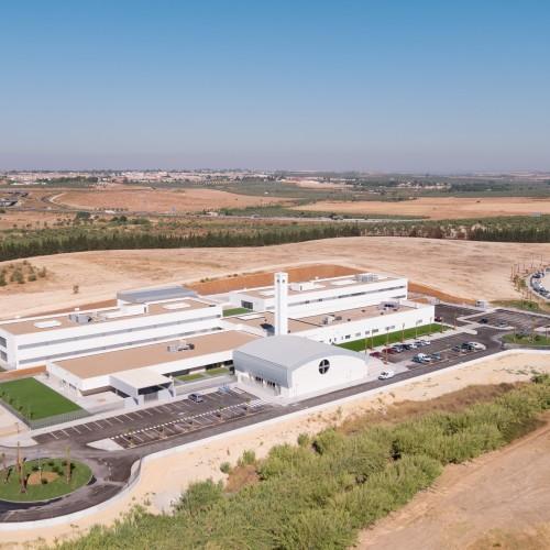 Inauguración del nuevo edificio del Colegio CEU Sevilla