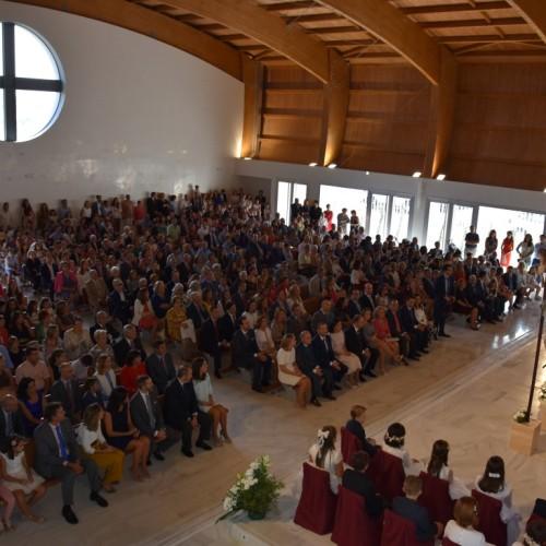 Primeras Comuniones en el Colegio CEU San Pablo Sevilla