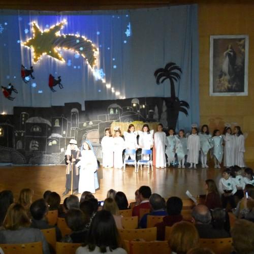 Teatro y música para Navidad en el Colegio CEU San Pablo Sevilla
