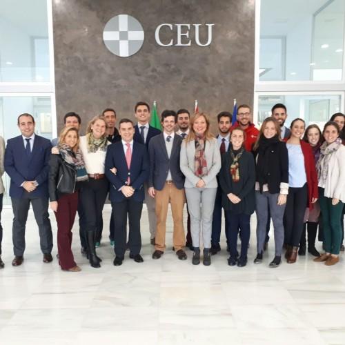 Oratoria y Comunicación, formación continua del claustro del Colegio CEU Sevilla