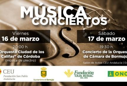 conciertos-ceu-16 y 17 marzo