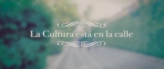 la cultura esta en la calle