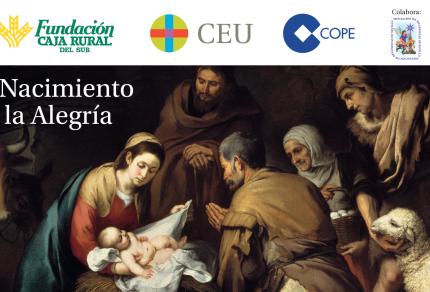 2018. banner nacimiento alegria