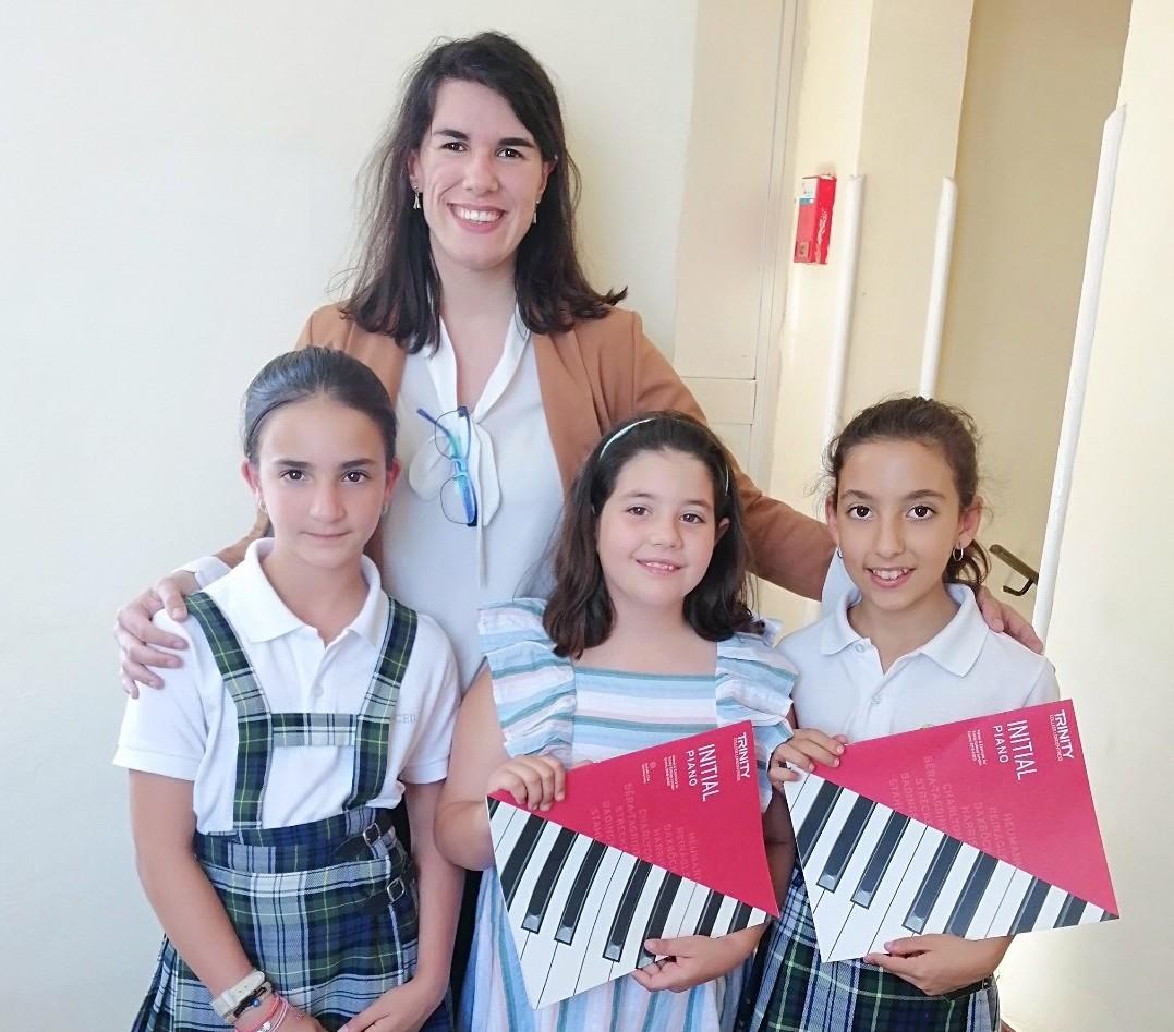 trinity musica-colegio