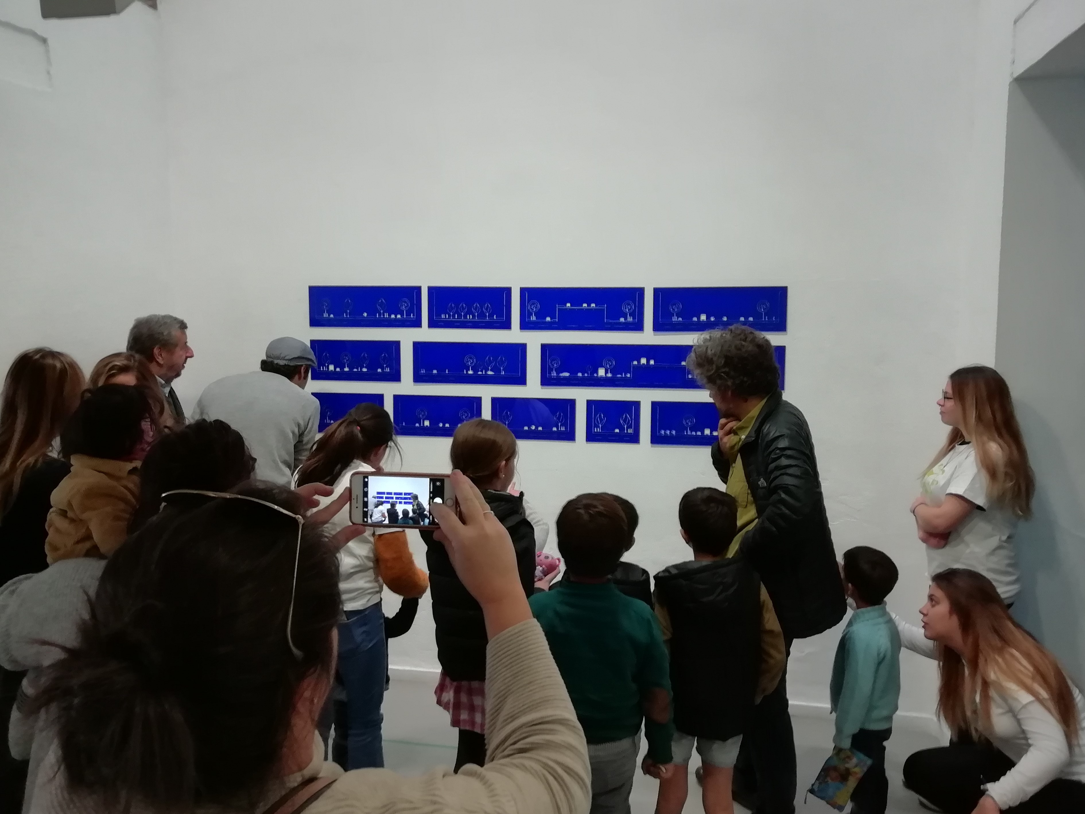 familias-niños-museo