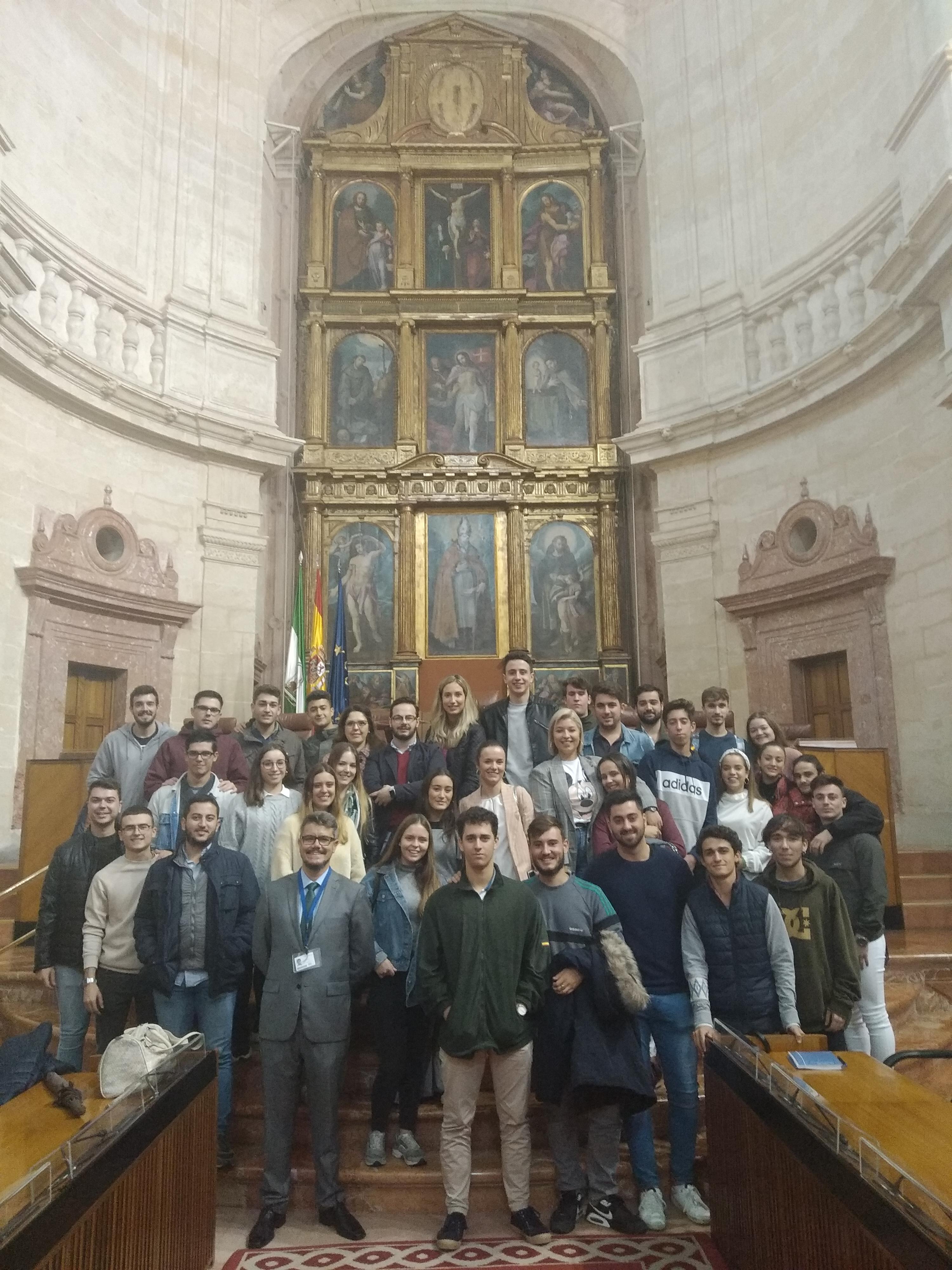 parlamento-ceu-andalucia