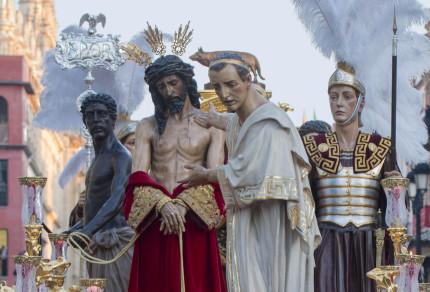 Hermandad de San Benito. Fotografía: Domingo Pozo