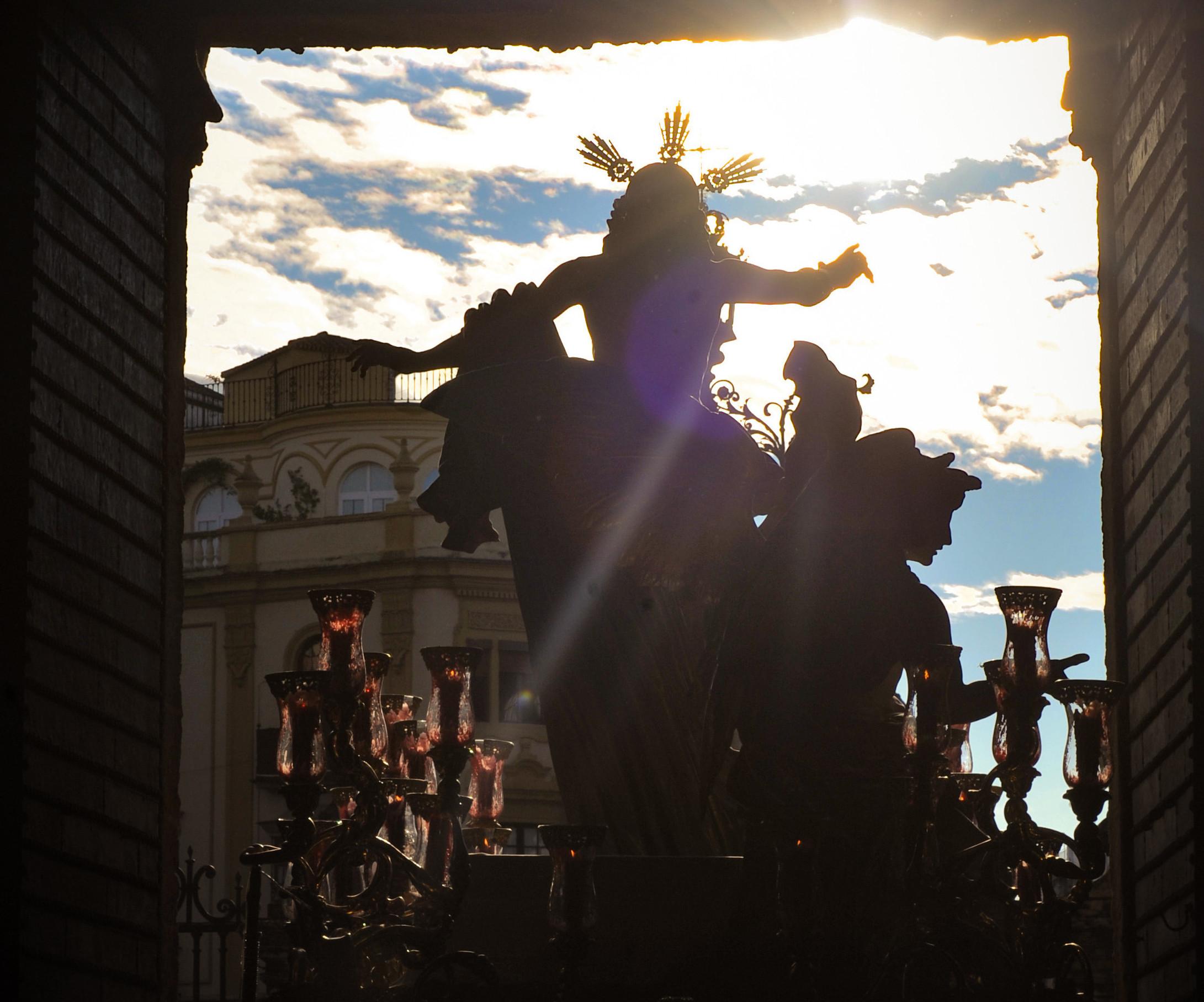 Hermandad de la Resurrección. Fotografía: Domingo Pozo